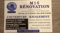 MIS renovation